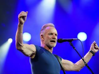 Φωτογραφία για Sting: Επιστρέφει στο Ηρώδειο για δύο συναυλίες