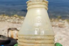 Καλαμαριά: Βρήκαν πλαστικό μπουκάλι που πετάχτηκε μισό αιώνα πριν