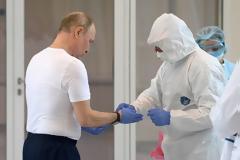 Πούτιν: «Όχι» στους υποχρεωτικούς εμβολιασμούς κατά της Covid - Τα εμβόλια δεν πρέπει να επιβάλλονται
