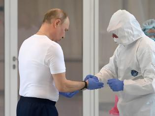 Φωτογραφία για Πούτιν: «Όχι» στους υποχρεωτικούς εμβολιασμούς κατά της Covid - Τα εμβόλια δεν πρέπει να επιβάλλονται