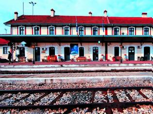 Φωτογραφία για Ψηλά στην ατζέντα παραμένει η νέα σιδηροδρομική χάραξη.