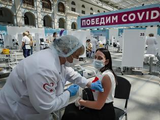 Φωτογραφία για Κοροναϊός - Ρωσία: Ανιχνεύτηκε το παραλλαγμένο στέλεχος Γάμα