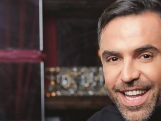 Φωτογραφία για Την επιστροφή του στην τηλεόραση επιβεβαίωσε ο Στέφανος Κωνσταντινίδης...