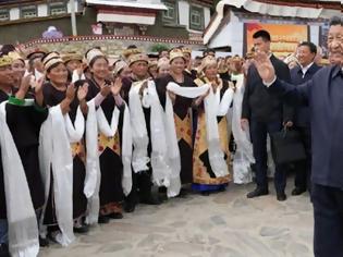 Φωτογραφία για Κίνα: Για πρώτη φορά στο Θιβέτ ο πρόεδρος Σι - Με τρένο στη θιβετιανή πρωτεύουσα Λάσα.