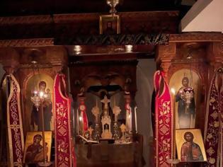 Φωτογραφία για Χαρά και πανήγυρις στην Μικρά Αγία Άννα Αγίου Όρους (Φωτογραφίες)