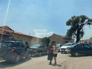 Φωτογραφία για Πυρκαγιά στην Αργολίδα - Εντολή εκκένωσης σε ηλικιωμένους του χωριού Γκάτζια