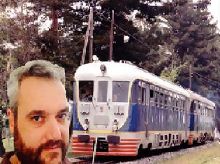 Φωτογραφία για Συνύπαρξη οδικού και σιδηροδρομικού διαδρόμου: Μα γίνονται τέτοια πράγματα; Δείτε το βίντεο.