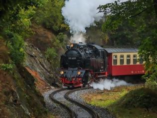 Φωτογραφία για Ο σιδηρόδρομος των κατασκόπων, κάνει ακόμα δρομολόγια.