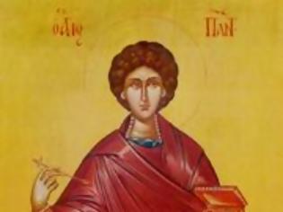 Φωτογραφία για Sickness and Pain Are A Gift of God: Saint Panteleimon Comes to the Aid of Monk Daniel