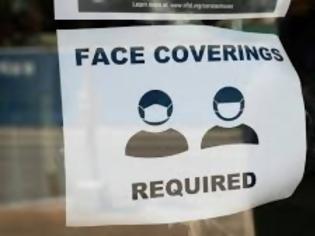 Φωτογραφία για Επανέρχεται η μάσκα για τους πλήρως εμβολιασμένους στις ΗΠΑ