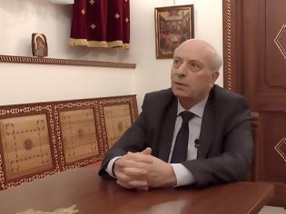 Φωτογραφία για Ο Δημήτριος Τσελεγγίδης για τον Όσιο Γέροντα Εφραίμ Κατουνακιώτη