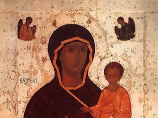 Φωτογραφία για H ΕΙΚΟΝΑ ΤΗΣ ΠΑΝΑΓΙΑΣ ΤΟΛΓΚΣΚΑΙΑ (Μονή Τόλγκα - Γιάροσλαβ)