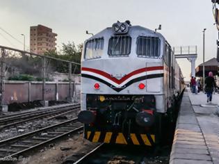 Φωτογραφία για Αίγυπτος: Θύελλα για την ιδιωτικοποίηση των σιδηροδρόμων.
