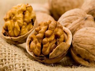 Φωτογραφία για Καρύδια: Το καλύτερο τρόφιμο για τον εγκέφαλο
