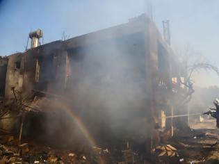 Φωτογραφία για Τουρκία: Τρεις νεκροί από τη φωτιά - Συνεχίζονται οι προσπάθειες κατάσβεσης