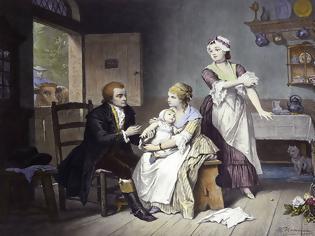Φωτογραφία για Ευλογιά, η πανάρχαια νόσος που οδήγησε στην ανακάλυψη του πρώτου εμβολίου παγκοσμίως