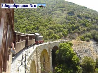 Φωτογραφία για Απάντηση του Υπουργείου Πολιτισμού σε ερώτηση στη βουλή για την λειτουργία του τρένου του Πηλίου.