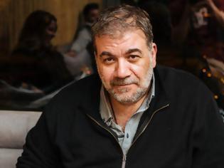 Φωτογραφία για Στην παρουσίαση του Top Chef ο Δημήτρης Σταρόβας;