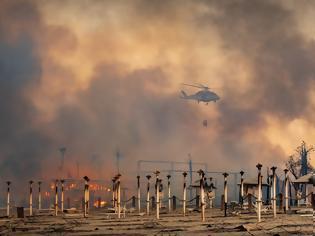 Φωτογραφία για Σικελία: Σε εξέλιξη πάνω από 160 πυρκαγιές - Υπόνοιες για εμπρησμούς