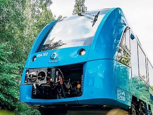 Φωτογραφία για Η Γερμανία βάζει πρώτη στις ράγες τα επιβατικά τρένα υδρογόνου.