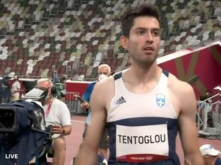 Φωτογραφία για Ολυμπιακοί Αγώνες: Απογειώθηκε ο εκπληκτικός Τεντόγλου, στον τελικό με ένα άλμα στα 8.22μ.