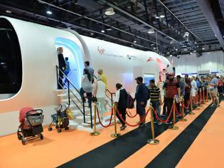 Φωτογραφία για Η τεχνολογία Hyperloop σαρώνει τον κόσμο.