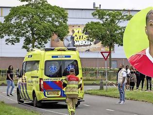 Φωτογραφία για Σε κρίσιμη κατάσταση ποδοσφαιριστής μετά από πυροβολισμό στο κεφάλι