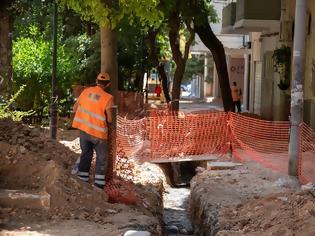 Φωτογραφία για Δήμος Αθηναίων: Άρχισαν οι εργασίες για τα νέα πεζοδρόμια