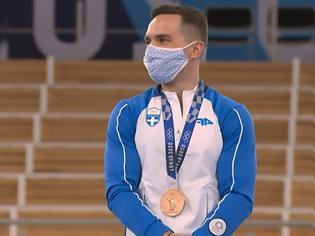 Φωτογραφία για Ολυμπιακοί Αγώνες 2020: Χάλκινος ο Πετρούνιας στον τελικό των κρίκων στο Τόκιο
