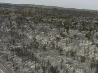 Φωτογραφία για Βαρυμπόμπη: Συγκλονιστικές εικόνες μια ημέρα μετά την μεγάλη καταστροφή (Video)