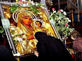 Φωτογραφία για Προσωπική μαρτυρία της αείμνηστης γερόντισσας Μακρίνας μοναχής για την Παναγία. «Θέλω να με φωνάζετε!»