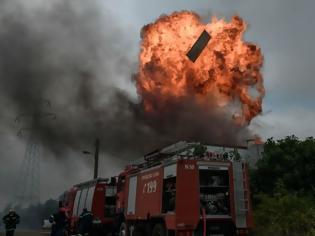 Φωτογραφία για Φωτιά στην Αττική: Εντοπίστηκε εκρηκτικός μηχανισμός στην Πάρνηθα, προσήχθη ύποπτος