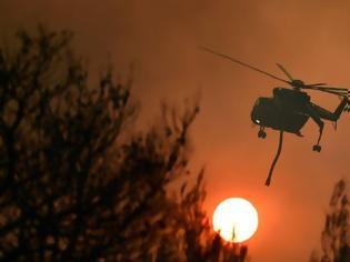 Φωτογραφία για Στις φλόγες ξανά και η Σικελία - «Κύμα» εμπρησμών στη νότια και κεντρική Ιταλία