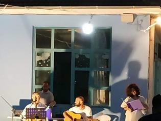 Φωτογραφία για Στα πλαίσια των πολιτιστικών δραστηριοτήτων του Δήμου,  πραγματοποιήθηκε μια ξεχωριστή μουσική βραδιά για τον Αστακό