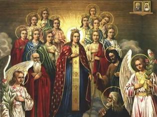 Φωτογραφία για Εμφάνιση της Παναγίας στον όσιο Σεραφείμ του Σάρωφ