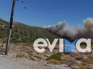 Φωτογραφία για Φωτιά Εύβοια: Μήνυμα του 112 για προληπτική εκκένωση στα Μεσοχώρια Καρύστου