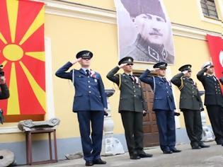 Φωτογραφία για Υπεγράφη πενταετής συμφωνία στρατιωτικής συνεργασίας μεταξύ Τουρκίας και Βόρειας Μακεδονίας