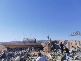 Φωτογραφία για Ιράκ: Οκτώ οι νεκροί από την τουρκική επιδρομή σε κλινική - Εκεί νοσηλευόταν μέλος του PKK