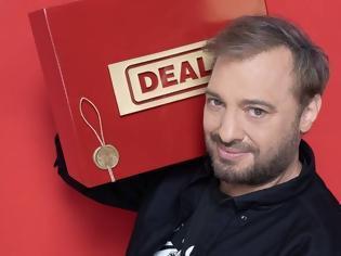 Φωτογραφία για Ο Χρήστος Φερεντίνος και το Deal επιστρέφουν στον ALPHA...