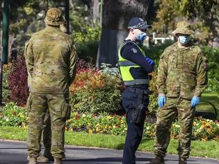 Φωτογραφία για Κοροναϊός - Αυστραλία: Δεκάδες συλλήψεις και βίαια επεισόδια στη Μελβούρνη λόγω επέκτασης του lockdown