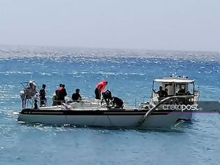 Φωτογραφία για Τούρκοι έφτασαν με ιστιοφόρο στην Κρήτη και ζητούν άσυλο