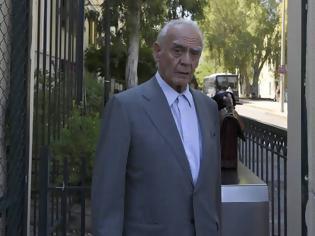 Φωτογραφία για Άκης Τσοχατζόπουλος: Πέθανε το ιστορικό στέλεχος του ΠΑΣΟΚ σε ηλικία 82 ετών