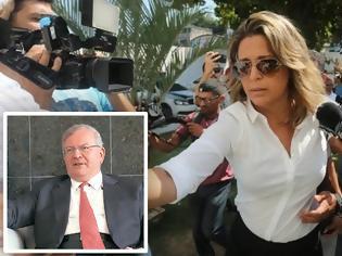 Φωτογραφία για Υπόθεση Αμοιρίδη: Κάθειρξη 31 ετών στη σύζυγο του Έλληνα πρέσβη στη Βραζιλία για τη δολοφονία του