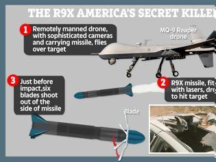 Φωτογραφία για Wall Street Journal : Με νέο -μυστικό μέχρι πρόσφατα- όπλο η επίθεση των Αμερικανών κατά του ISIS στο Αφγανιστάν
