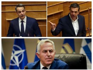 Φωτογραφία για Πόλεμος κυβέρνησης - ΣΥΡΙΖΑ για την υπουργοποίηση Αποστολάκη με βαρείς χαρακτηρισμούς