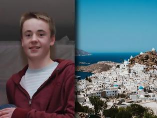 Φωτογραφία για Ίος: Αυτός είναι ο 22χρονος Ιρλανδός που έπεσε νεκρός μετά από καβγά με φίλο του