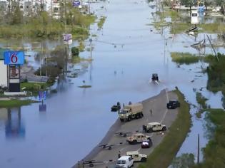 Φωτογραφία για Τυφώνας Άιντα: Νυχτερινή απαγόρευση στη Νέα Ορλεάνη, χωρίς ρεύμα παραμένει η Λουιζιάνα