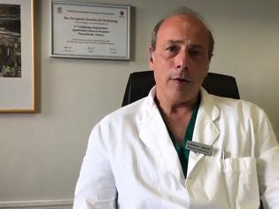 Φωτογραφία για Καθηγητής Καρδιολογίας: Ο κορονοϊός προκαλεί βλάβες και στον εγκέφαλο
