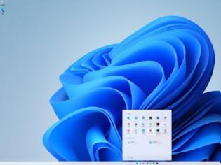 Φωτογραφία για Interface των Windows 11 ακόμη και από την οθόνη του κινητού σας!