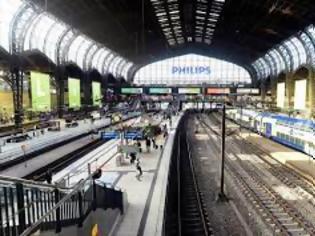 Φωτογραφία για Στα δικαστήρια για τη νέα πενθήμερη απεργία στους γερμανικούς σιδηροδρόμους.